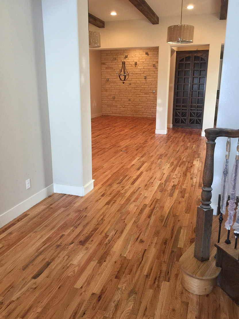 The Most Common Hardwood Flooring Species Used For Solid Wood Floors Are Red Oak White And Maple